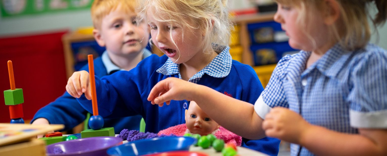 nursery play time